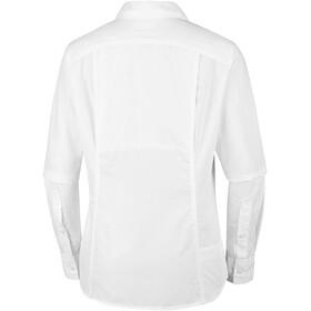 Columbia Silver Ridge 2.0 - Camiseta de manga larga Mujer - blanco
